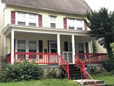 Albany NY Single Family Home For Sale: $179,000