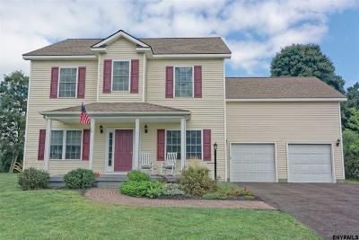 Colonie Single Family Home For Sale: 7 Sunrise Dr