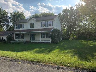 Cohoes Single Family Home For Sale: 34 4th St