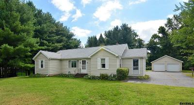Saratoga County Single Family Home Price Change: 222 Brookwood Rd