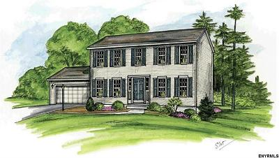 Kinderhook NY Single Family Home New: $357,700