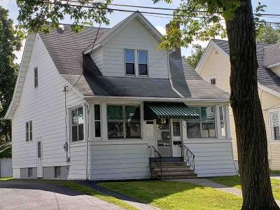 Albany NY Single Family Home New: $105,000