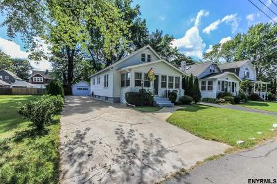 Glen Single Family Home Back On Market: 511 Lindsay Av