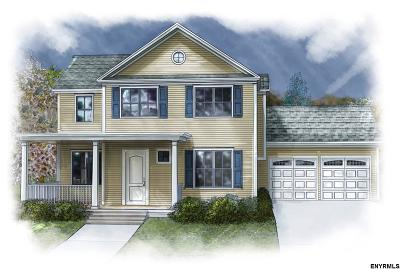 Saratoga County, Warren County Single Family Home For Sale: Lot 24 Edie Rd