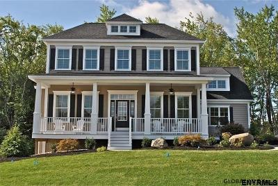 Saratoga County, Warren County Single Family Home For Sale: Lot 27 Edie Rd