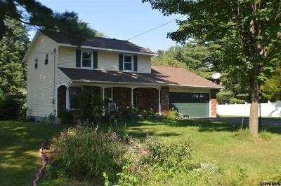 Saratoga County Single Family Home For Sale: 3 Azalea Ct