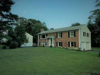 Guilderland Single Family Home Price Change: 3136 Lone Pine Rd