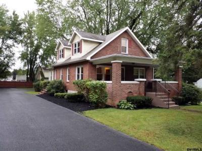 North Greenbush Single Family Home For Sale: 466 Main Av