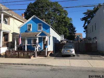 Schenectady Single Family Home New: 321 Hulett St