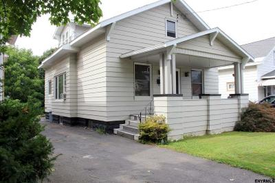 Schenectady Single Family Home New: 1109 Dean St