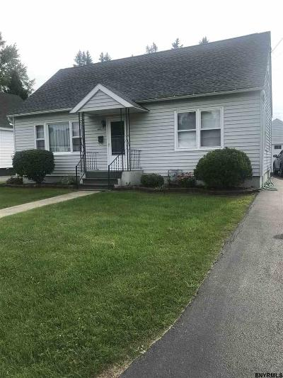 Amsterdam NY Single Family Home For Sale: $129,500