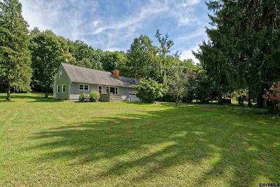 Rensselaer County Single Family Home For Sale: 5 Neuhart La