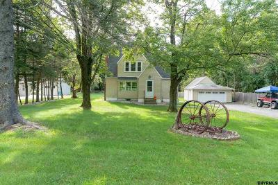 Rensselaer County Single Family Home For Sale: 555 Rt 355