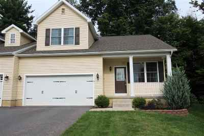 Saratoga County Single Family Home For Sale: 15 Matchwood La