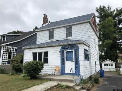 Albany NY Single Family Home New: $169,900