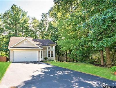 Ballston Spa Single Family Home For Sale: 27 Woodthrush Ct