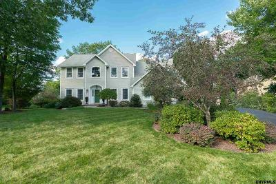 Niskayuna Single Family Home New: 68 Pheasant Ridge