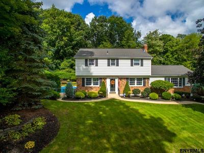 Clifton Park Single Family Home New: 7 West Terrace Ct