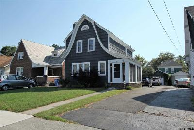 Albany NY Single Family Home New: $188,500