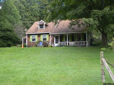 Rensselaer County Single Family Home New: 150 Madden Rd