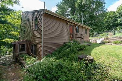 Rensselaer County Single Family Home New: 27 Cayuga La