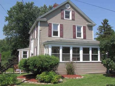 Queensbury, Fort Ann Single Family Home For Sale: 7 Green Av