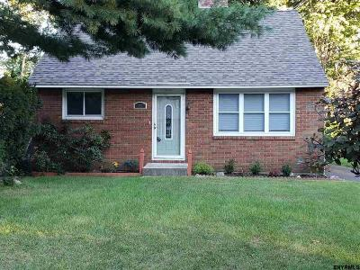 Albany NY Single Family Home New: $199,777