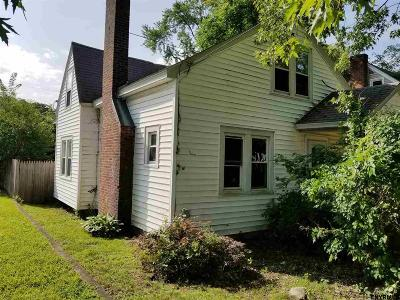 Schenectady Single Family Home New