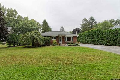 Colonie Single Family Home For Sale: 8 Mill Rd