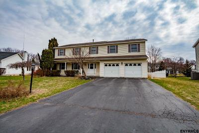 East Greenbush Single Family Home For Sale: 5 Flora Cir