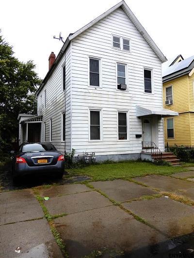 Troy Two Family Home For Sale: 739 4th Av