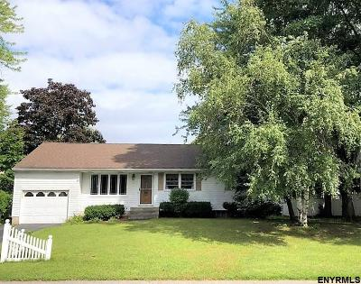 Colonie Single Family Home New: 5 Long Av