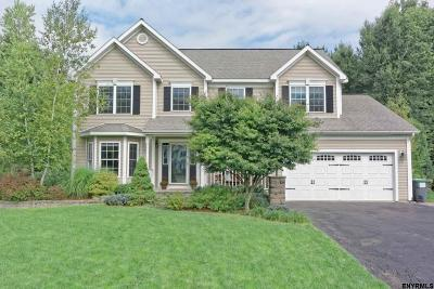 Clifton Park NY Single Family Home New: $399,900