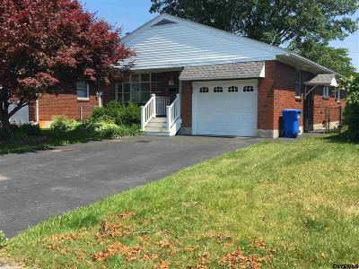 Albany NY Single Family Home New: $189,900