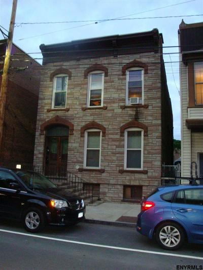 Troy Two Family Home For Sale: 466 1st St