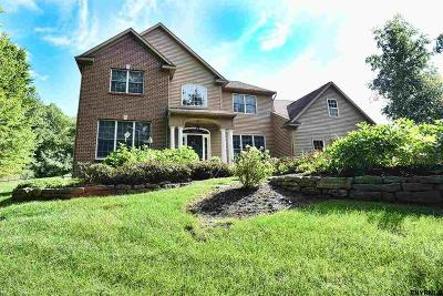 Rensselaer County Single Family Home New: 53 Indian Pipe Dr