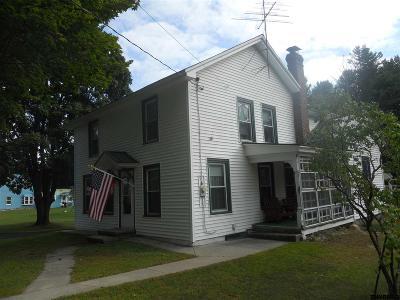 Fort Edward Single Family Home For Sale: 1114 Burgoyne Av