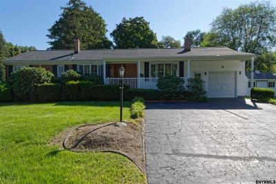 Colonie Single Family Home New: 36 Bridle Path