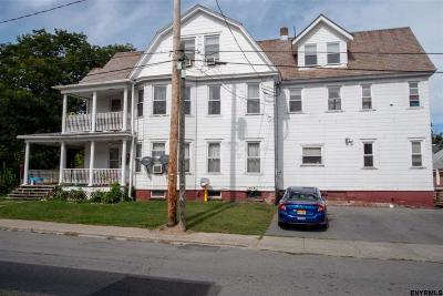 Mechanicville NY Multi Family Home New: $199,000