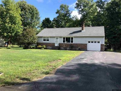 Saratoga Springs Single Family Home For Sale: 5 Ho Hum La