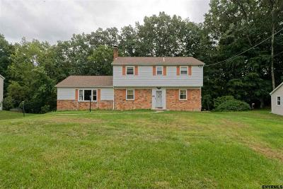 Clifton Park NY Single Family Home New: $284,900