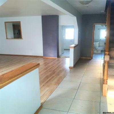 Albany NY Single Family Home New: $49,900