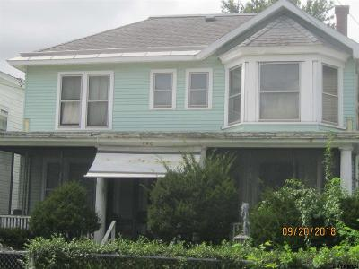 Troy Two Family Home For Sale: 260 Pawling Av