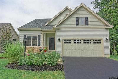Mechanicville Single Family Home For Sale: 6 Fulton Ct