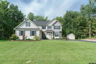 Voorheesville Single Family Home New: 32 Claremont Dr