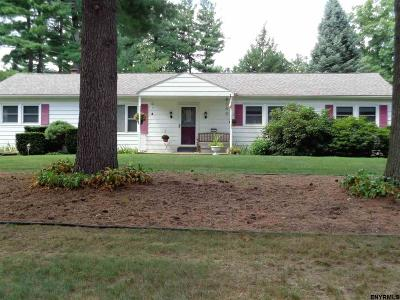 Clifton Park NY Single Family Home New: $264,900