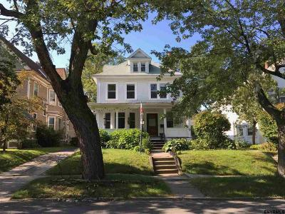 Schenectady Single Family Home New: 1049 Ardsley Rd