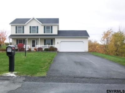 Halfmoon Single Family Home For Sale: 5 Back Spin Dr