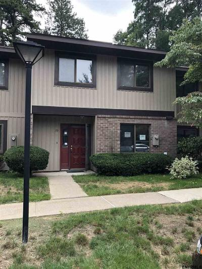 Albany Single Family Home New: 73 Crestwood Ter