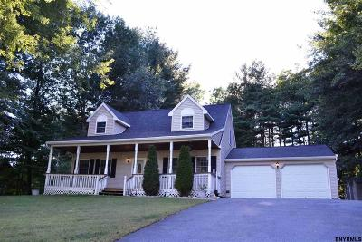 Queensbury, Fort Ann Single Family Home For Sale: 9 Timmons La